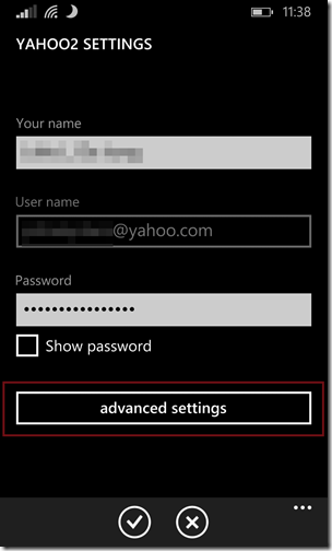 Sync Yahoo Contacts2